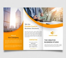 Brochure Design - Sample 10