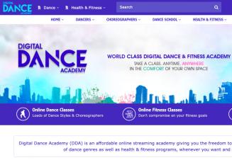 Video Classes Website