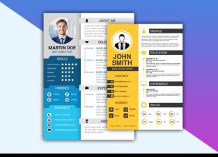 Resumes & CV Designing