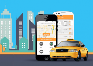 Taxi Cab Booking App