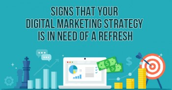 Signs that your Digital Marketing Strategy is in need of a Refresh