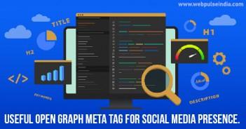 USEFUL OPEN GRAPH META TAG FOR SOCIAL MEDIA PRESENCE