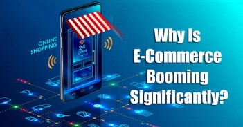 Why is eCommerce booming significantly?