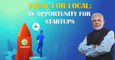 Vocal for Local: An Opportunity for Startups