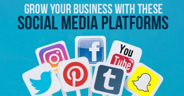 Grow your Business with these Social Media Platforms