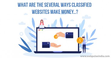 WHAT ARE THE SEVERAL WAYS CLASSIFIED WEBSITES MAKE MONEY