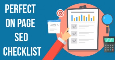 Perfect On Page SEO Checklist