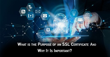 What is the purpose of an SSL certificate and why it is important?