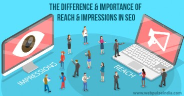 THE DIFFERENCE AND IMPORTANCE OF REACH AND IMPRESSIONS