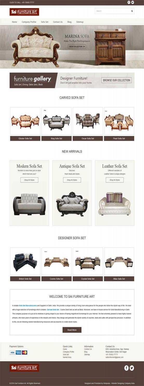 Sai Furniture Art, New Delhi