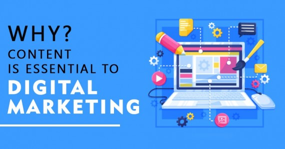 Why Content Is Essential to Digital Marketing