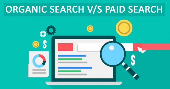 Organic Search vs Paid Search: What are the Major Differences?