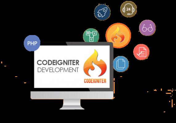 CodeIgniter Web Development in Delhi