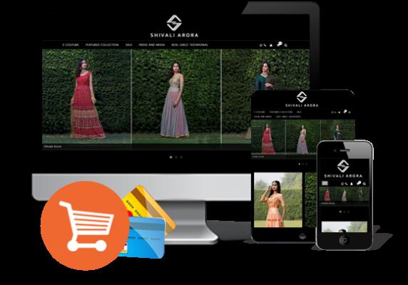 Ecommerce Website in Delhi