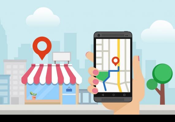 Google Map Promotion in Delhi