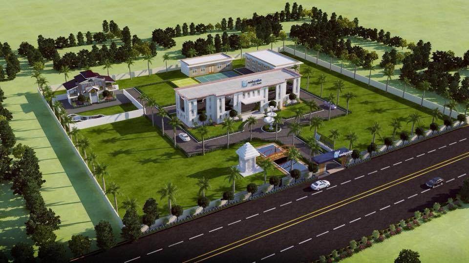 Infrastructure & Facilities