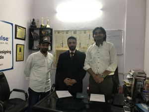 Agreement with Client from Saudi Arabia