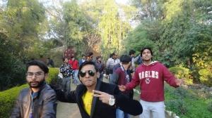 Day Outing with Webpulse Team - Surjivan Resorts, Gurgaon